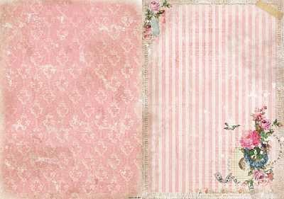 26434 (051) Studio Light Shabby Chic Basis 157.