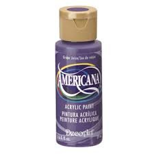 26493 Deco Art Americana Acrylverf 59 ML Grape Juice (DA236).