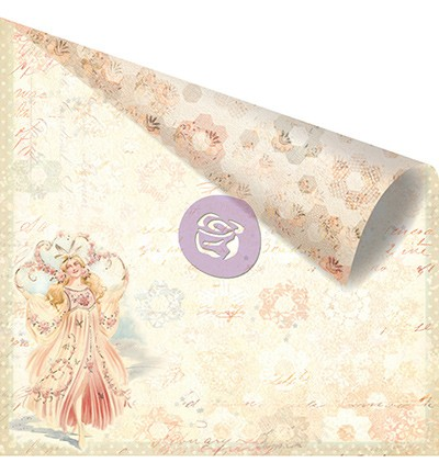 27067 Prima Marketing Princess Collection Double Sided Paper-Ella.