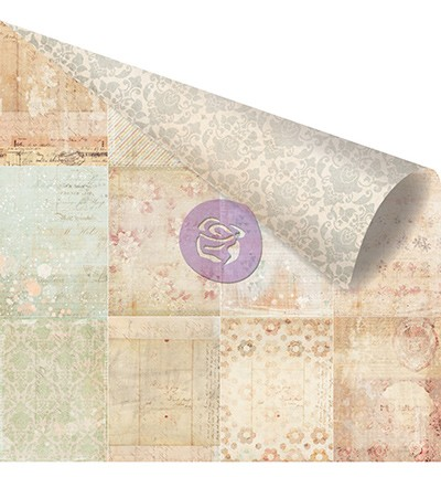 27069 Prima Marketing Princess Collection Double Sided Paper-Mia.