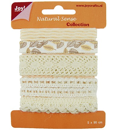 28123 Joy Crafts Ribbons Natural sense - Ribbons set 1 (6300/0320).