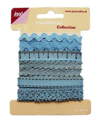 28506 Joy Crafts Ribbons Handmade collection 2 set 1 (6300/0332).