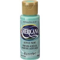 28715 Deco Art Americana Acrylverf 59 ML Sea Breeze.