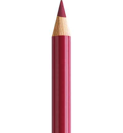 29892 Faber Castell Polychromos - (110225)  Donkerrood.