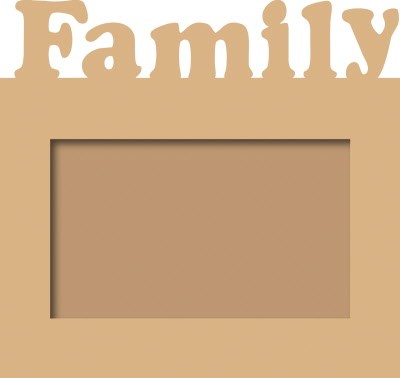 29914 MDF Photoframe Family.
