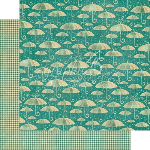 29946 Graphic 45 Raining Cats & Dogs Check it Out (4500960).