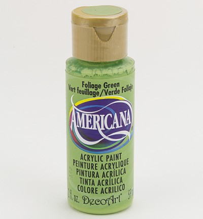 31411 Deco Art Americana Acrylverf 59 ML Foliage Green (DA269).