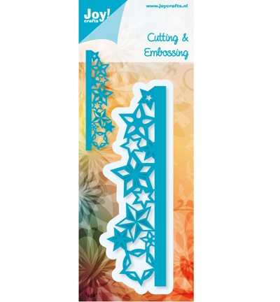 31512 Joy Crafts Cutting & Embossing 140x41,5 mm (6002/0397).