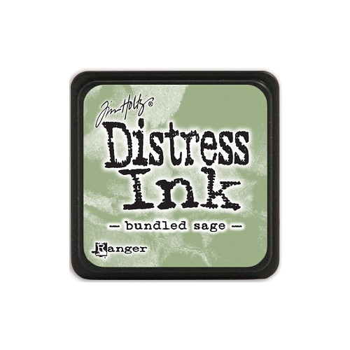32922 Tim Holtz Distress Mini Ink Pad Bundled Sage.