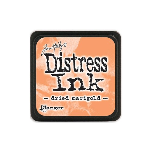32925 Tim Holtz Distress Mini Ink Pad Dried Marigold.