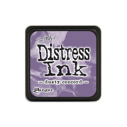 32926 Tim Holtz Distress Mini Ink Pad Dusty Concord.