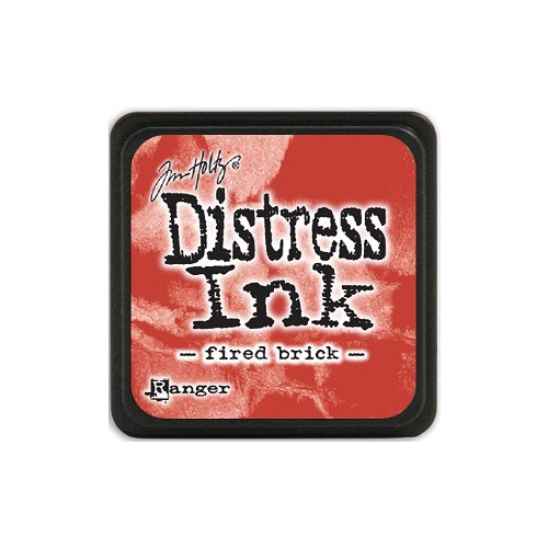32930 Tim Holtz Distress Mini Ink Pad Fired Brick.