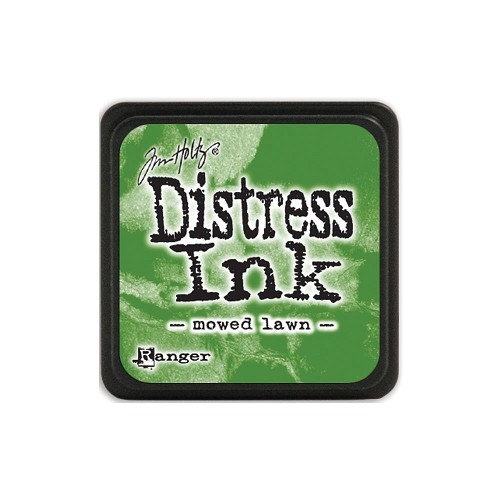 32936 Tim Holtz Distress Mini Ink Pad Mowed Lawn.