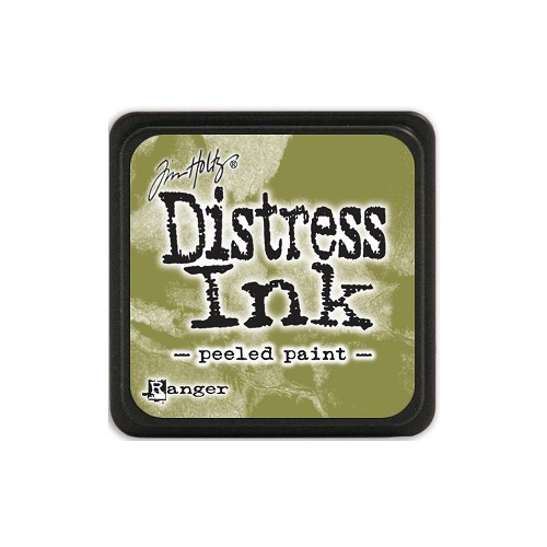 32940 Tim Holtz Distress Mini Ink Pad Peeled Paint.