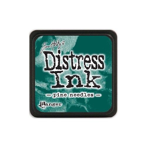 32942 Tim Holtz Distress Mini Ink Pad Pine Needles.