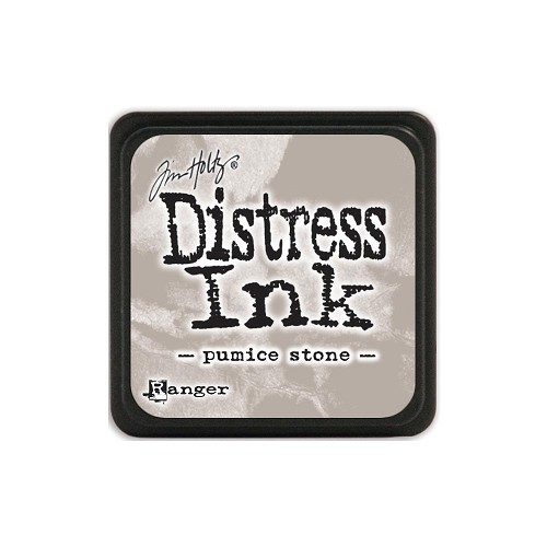 32943 Tim Holtz Distress Mini Ink Pad Pumice Stone.