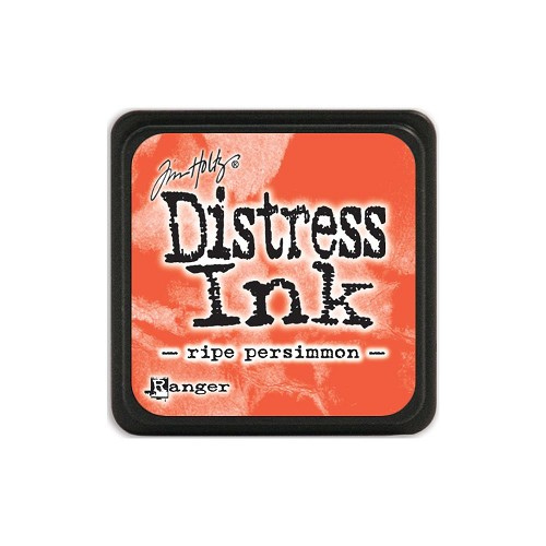 32944 Tim Holtz Distress Mini Ink Pad Ripe Persimmon.