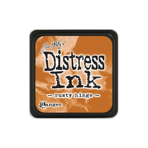 32945 Tim Holtz Distress Mini Ink Pad Rusty Hinge.
