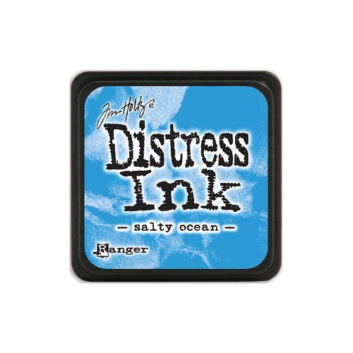 32946 Tim Holtz Distress Mini Ink Pad Salty Ocean.