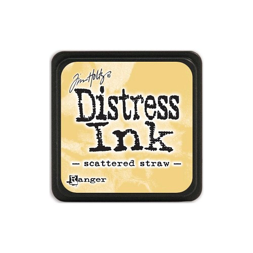 32947 Tim Holtz Distress Mini Ink Pad Scattered Straw.