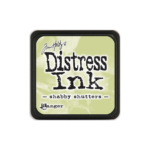 32949 Tim Holtz Distress Mini Ink Pad Shabby Shutters.