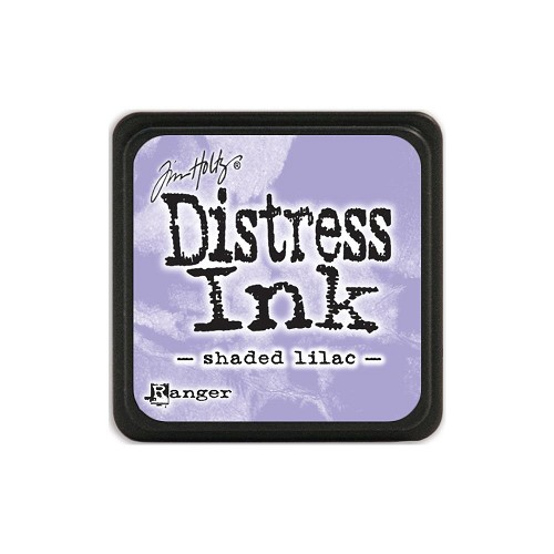 32950 Tim Holtz Distress Mini Ink Pad Shaded Lilac.