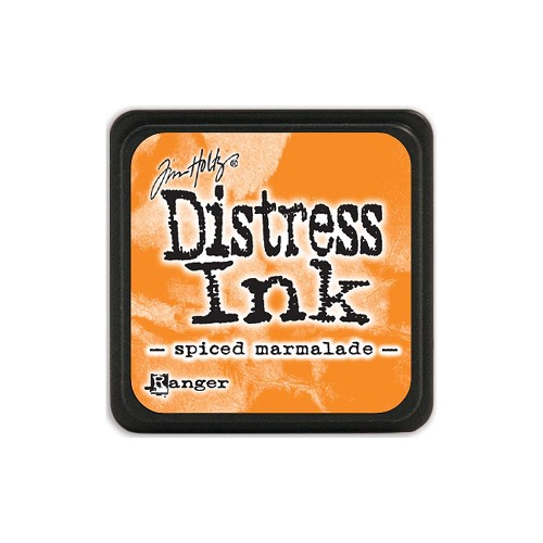 32951 Tim Holtz Distress Mini Ink Pad Spiced Marmelade.