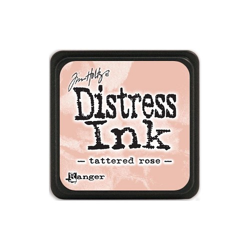 32955 Tim Holtz Distress Mini Ink Pad Tattered Rose.