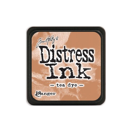 32956 Tim Holtz Distress Mini Ink Pad Tea Dye.