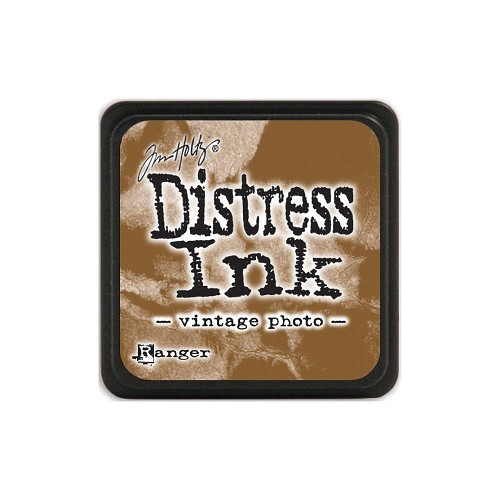32959 Tim Holtz Distress Mini Ink Pad Vintage Photo.
