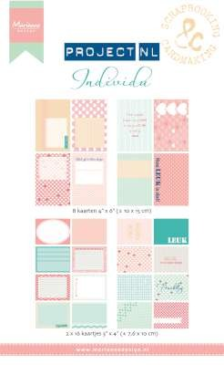 33523 Marianne Design Card Set Project NL - Individu (PL2504).