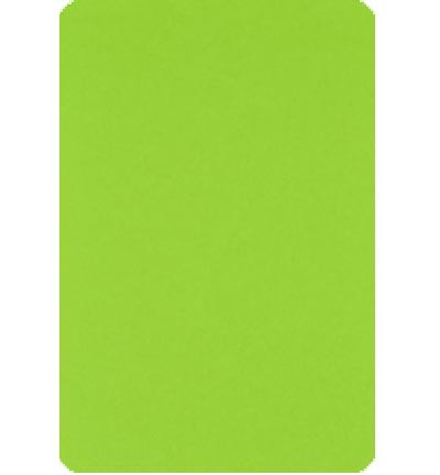 34106 Papicolor Project Color Cards 102x152mm - Grass Green 20 Stuks 220 Grams.