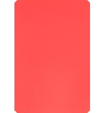 34114 Papicolor Project Color Cards 102x152mm - Red 20 Stuks 220 Grams.