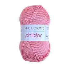 34299 Phildar Coton 3 Meringue 1275.