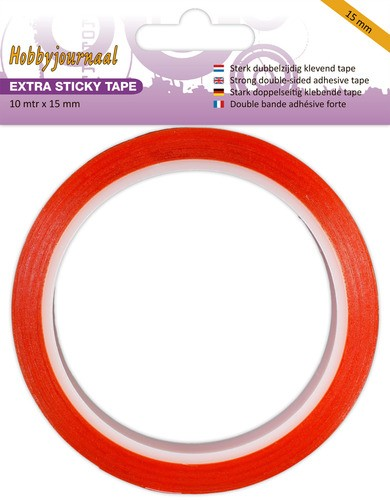34413 Jeje - Extra Sticky Tape - 15 mm.