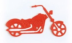 34732 Cheery Lynn Designs Motorcycle Die (65x34 mm).