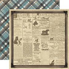 "36057 Authentique Devoted Double-Sided Paper 12""X12"" Reminisce."