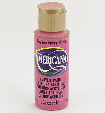 37331 Decoart Americana Acrylverf 59 ML Boysenberry Pink (DA029).