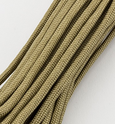 37417 Joy Crafts Paracord 5mtr / diameter 0.5mm Taupe (7100/0003).