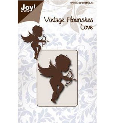 37837 Joy Crafts Cutting Die Cupido (6003/0048).