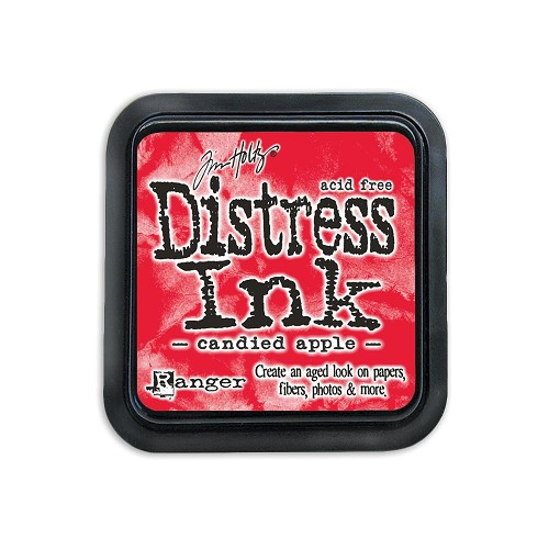 38419 Distress Mini Ink Pad Candied Apple.