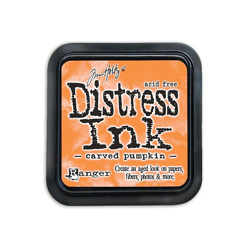 38421 Distress Mini Ink Pad Carved Pumpkin.