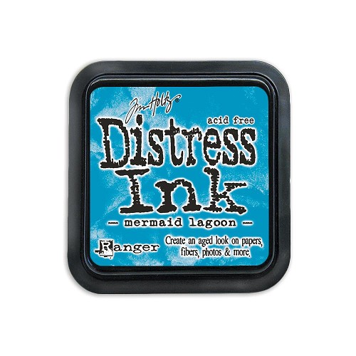 38425 Distress Mini Ink Pad Mermaid Lagoon.