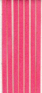 38848 Hobby & Crafting Fun 5 mtr Veter 3 mm Fuchsia (12005-0004).