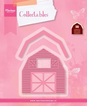 39399 Collectables Set Barn (COL1406).