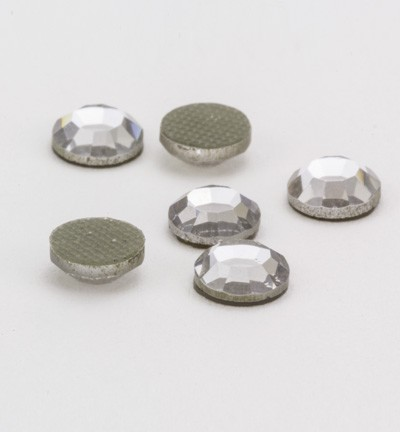 40107 Hotfix Strass Crystal Formaat: 6pcs / ss20, 4,7-4,8mm (12004-2401).