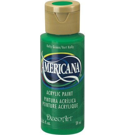40180 Deco Art Americana Acrylverf 59 ML Kelly Green.