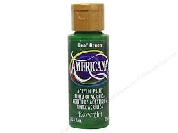 40608 Deco Art Americana Acrylverf 59 ML Leaf Green (DA051).