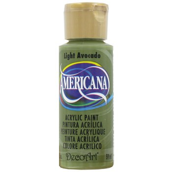 40975 Deco Art Americana Flesje 59 ML Light Avocado (DA106).