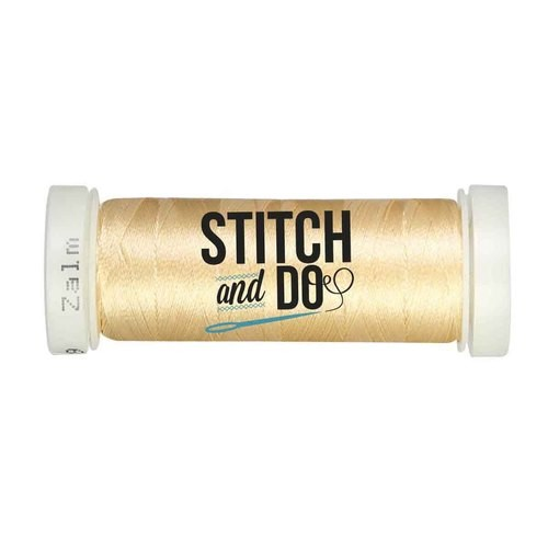 41044 Stitch & Do 200 m - Linnen - Zalm (SDCD09).